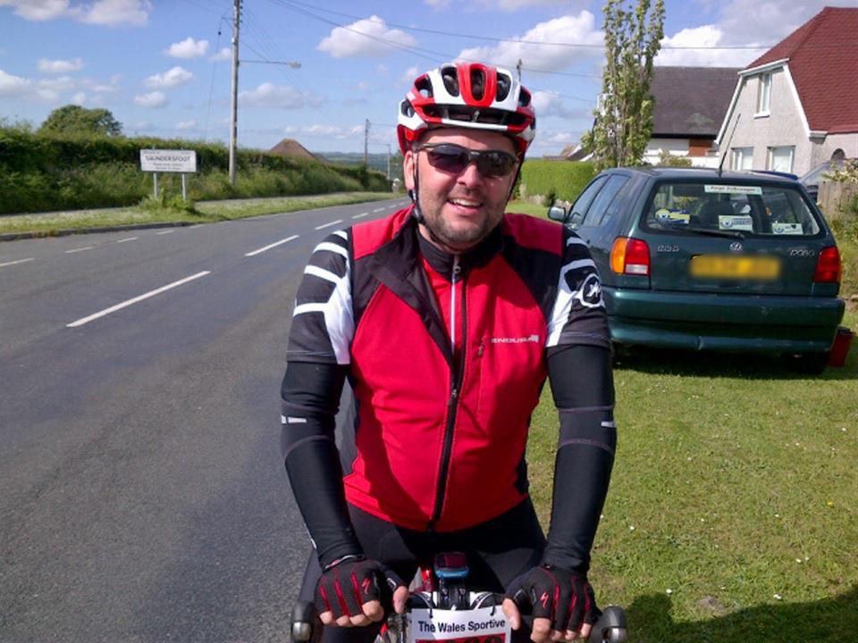 Tim Walter - Wales Sportive
