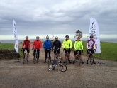 day 1 - Setting off from John O'Groats