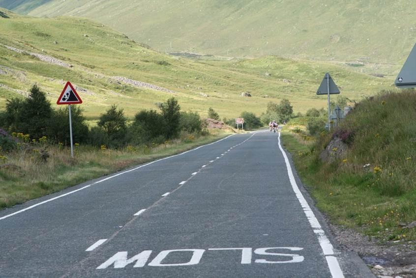 road-shot