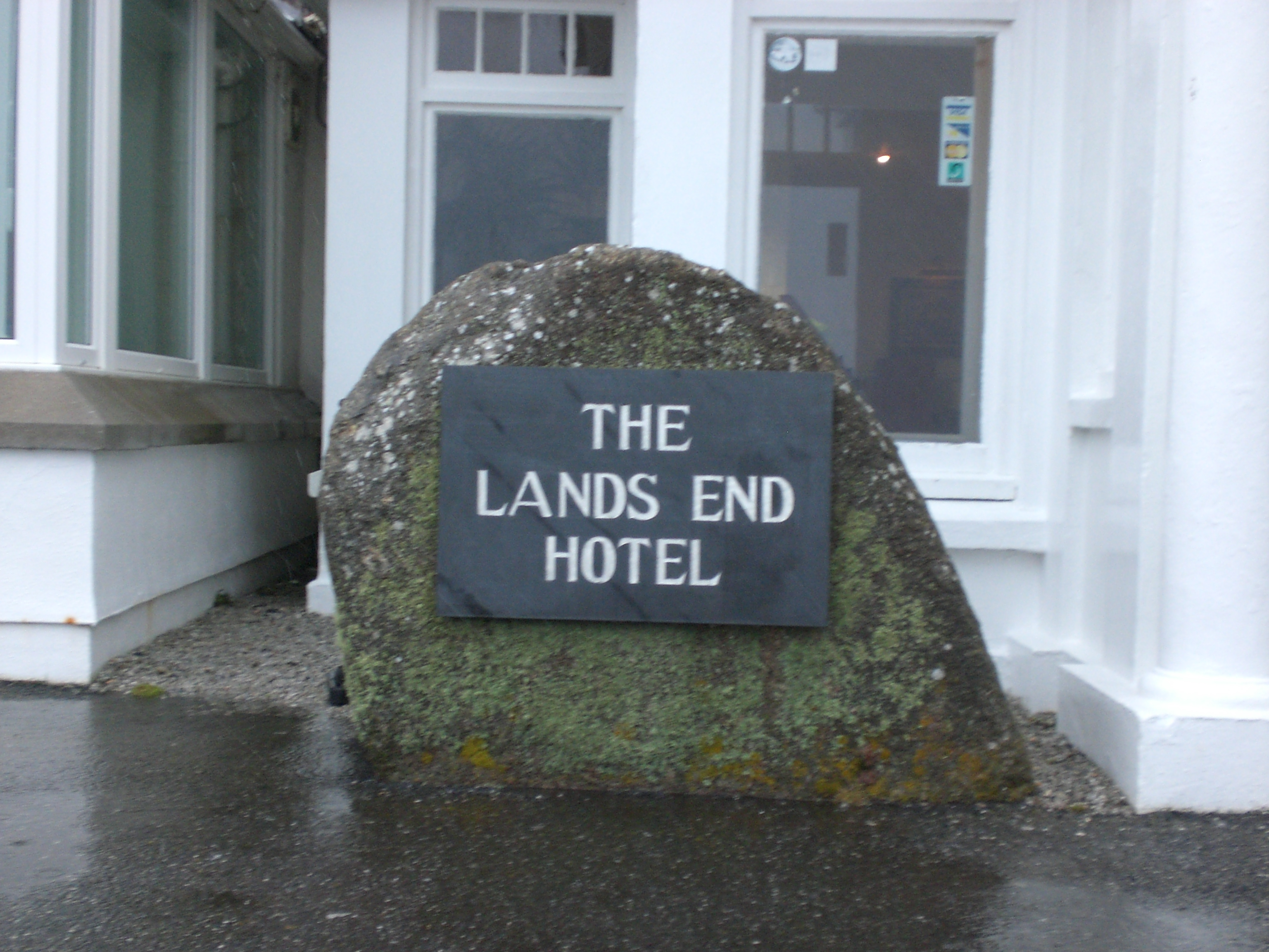 The Lands End hotel