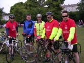 Surviving the Gower bike ride